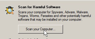scan your computer