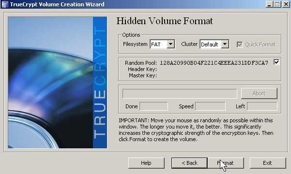 click format