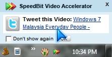 VideoBit Twitter app