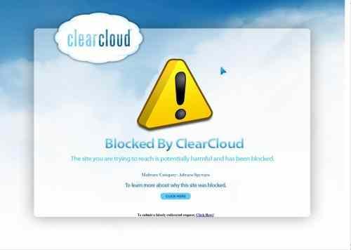 Clear cloud DNS