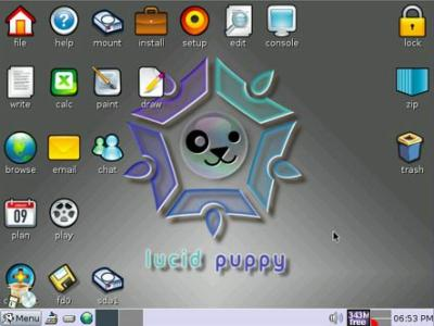 Puppy Linux Lucid 5.2